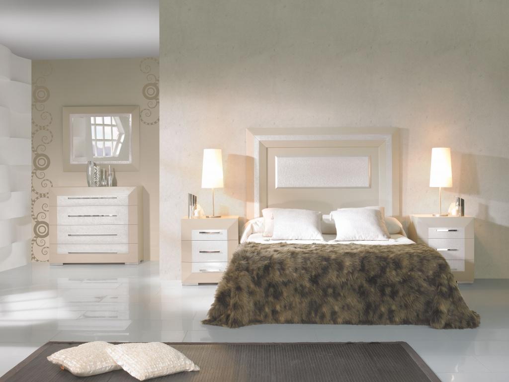 Spago Muebles » Dormitorios Lujo Perlatto